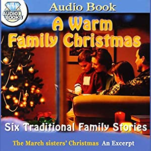 The March Sisters' Christmas Audiobook