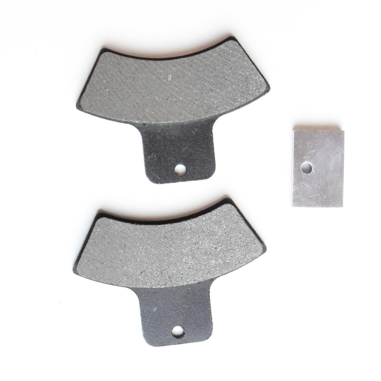 Brake Pad Set 1998-2004 Polaris Magnum Scrambler Sportsman Trail Boss Blazer Worker 250 325 335 400 500 2202411