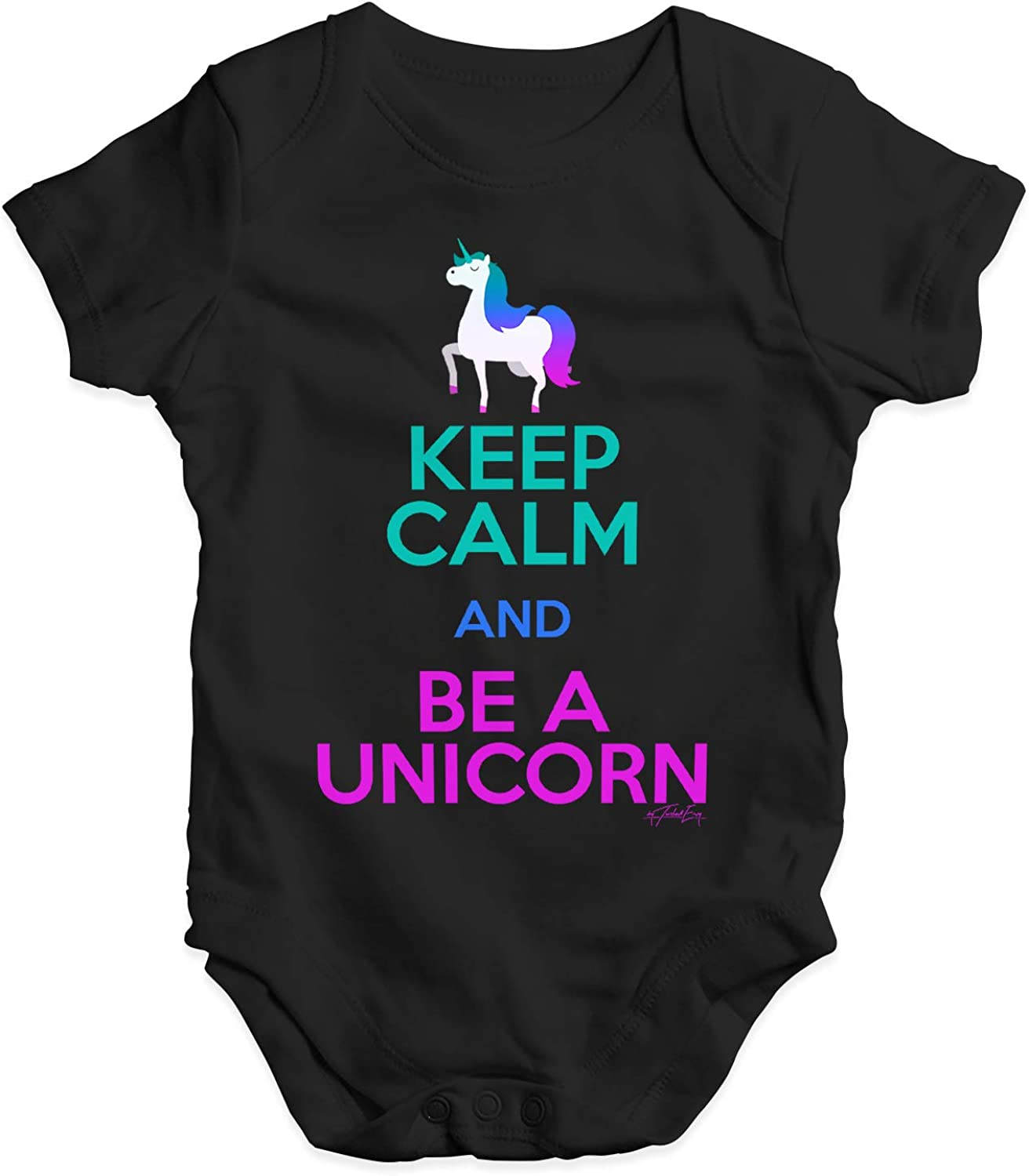TWISTED ENVY Unicorns are Cool Baby Funny Leggings Trousers