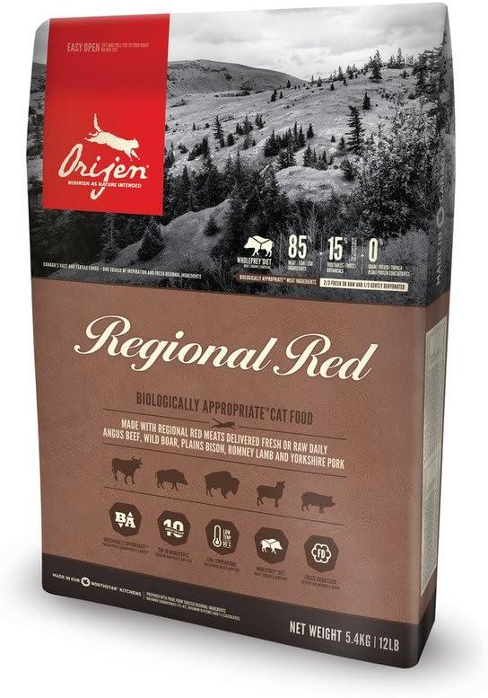 Orijen Regional Red Cat 0,340 Kg 340 g