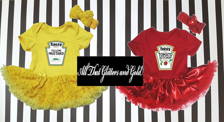 Halloween Mustard Costume Gold Toddler T-Shirt