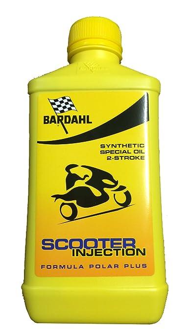 14 opinioni per Olio Sintetico 100% BARDAHL per Scooter