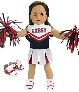Cheerleader dollz maker