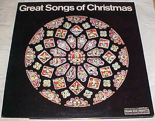 Great Songs of Christmas - Goodyear Album 9