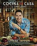 Cocina en casa con chef James: Ingredientes simples para una cocina extraordinaria (Spanish Edition)