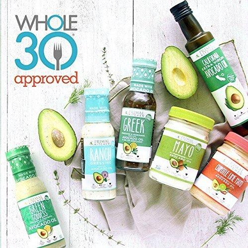 Primal Kitchen Chipotle Lime Avocado Mayo 12 Oz By Primal Kitchen Amazon De Lebensmittel Getranke