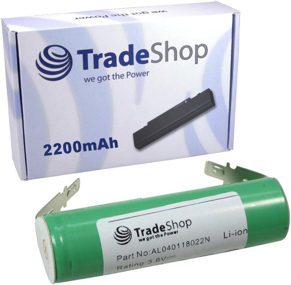 Trade-Shop Trade-Shop - Batería de ion de litio de alto rendimiento para Black & Decker KC360, KC360LN, PP360, PP360LN, KC460, KC460LN, KC360LN, PP360LN-QW, AS36LN, KC460LN-QW, BDCS36G 200