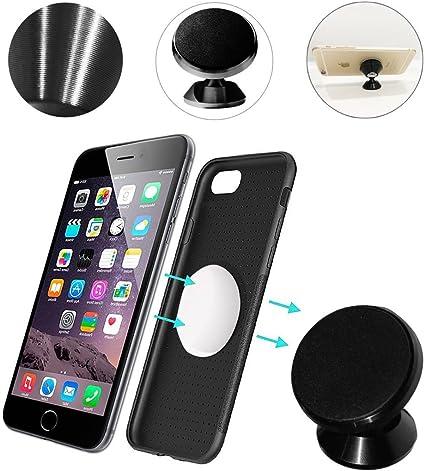 Soporte Magnetico para Coche Movil Telefono Universal Car Phone ...