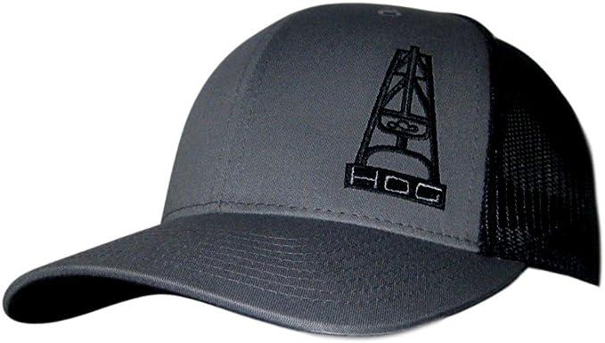 hooey Hat – Gorra de rejilla malla en la espalda aceite Gear ...