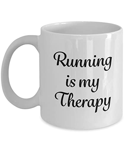 Amazon Running Coffee Mug