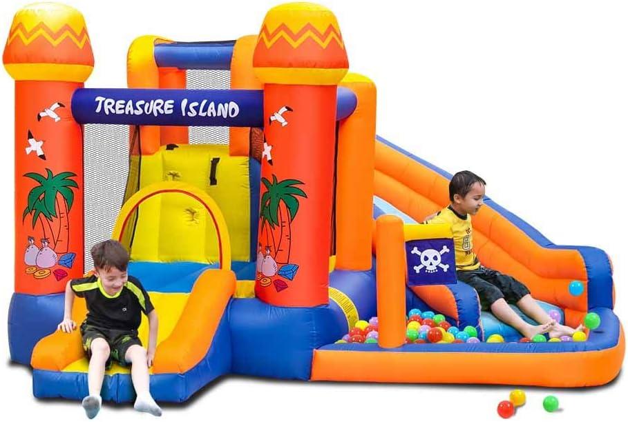 Amazon.com: Doctor Dolphin - Casa hinchable para niños con ...