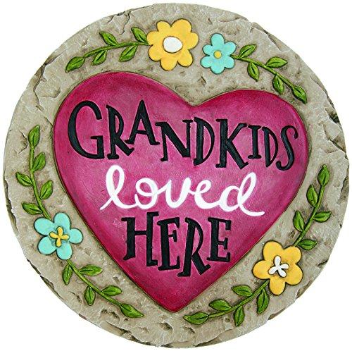 """Carson - """"Grandkids"""" Garden Stone"""