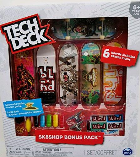 Tech Deck Skate Shop (Tech Deck Blind Sk8shop Bonus Pack (Just Released))