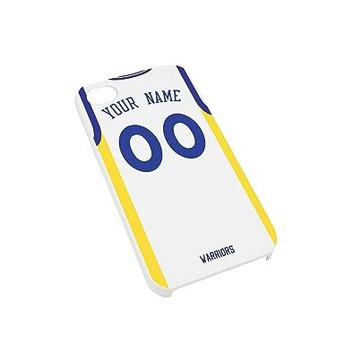 Golden State Warriors de regalo con mensaje personalizado de la NBA diseño de camiseta de/