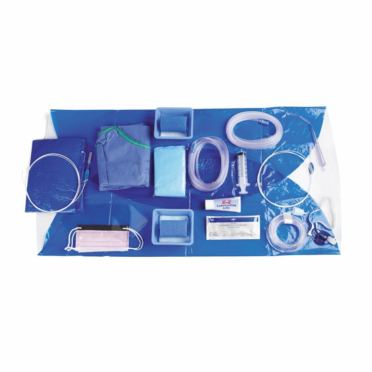Medline Industries DYKENDODBCMP Endoscopy Double Complete Kit (Pack of 12)