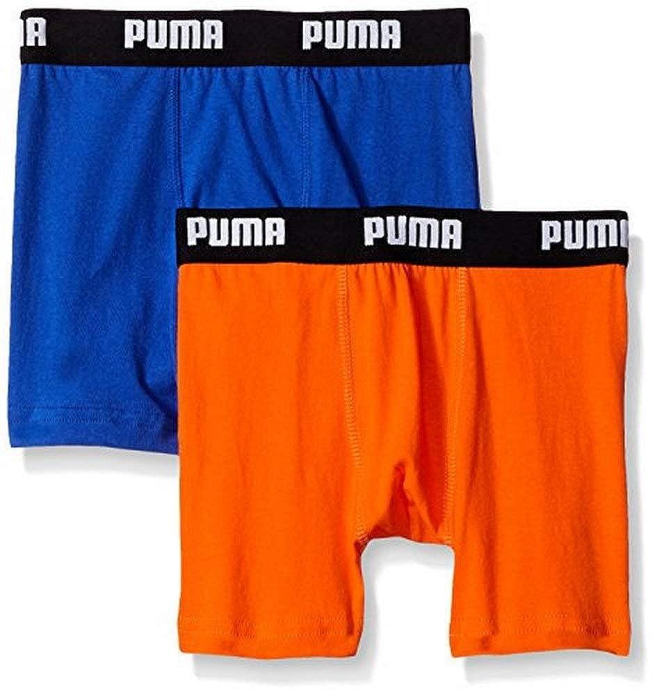 Puma Boys 2 Pack Boxer Briefs