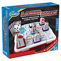 ThinkFun Laser Maze (Class 1) Logic Game and Stem Toy –, Award Winning and Safe Product with Real