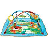 TINY LOVE Baby Playmat Gymini Kick & Play City Safari