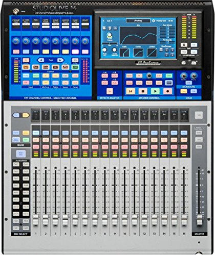 PreSonus StudioLive 16 Series - 32 Channel Mixer Digital Presonus