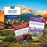 Outdoors LLC - Pocket Pals Trail Maps Our Most Popular Colorado Springs Trail Map Bundle - 3 of Our Best Selling Maps (SAVE 17%)