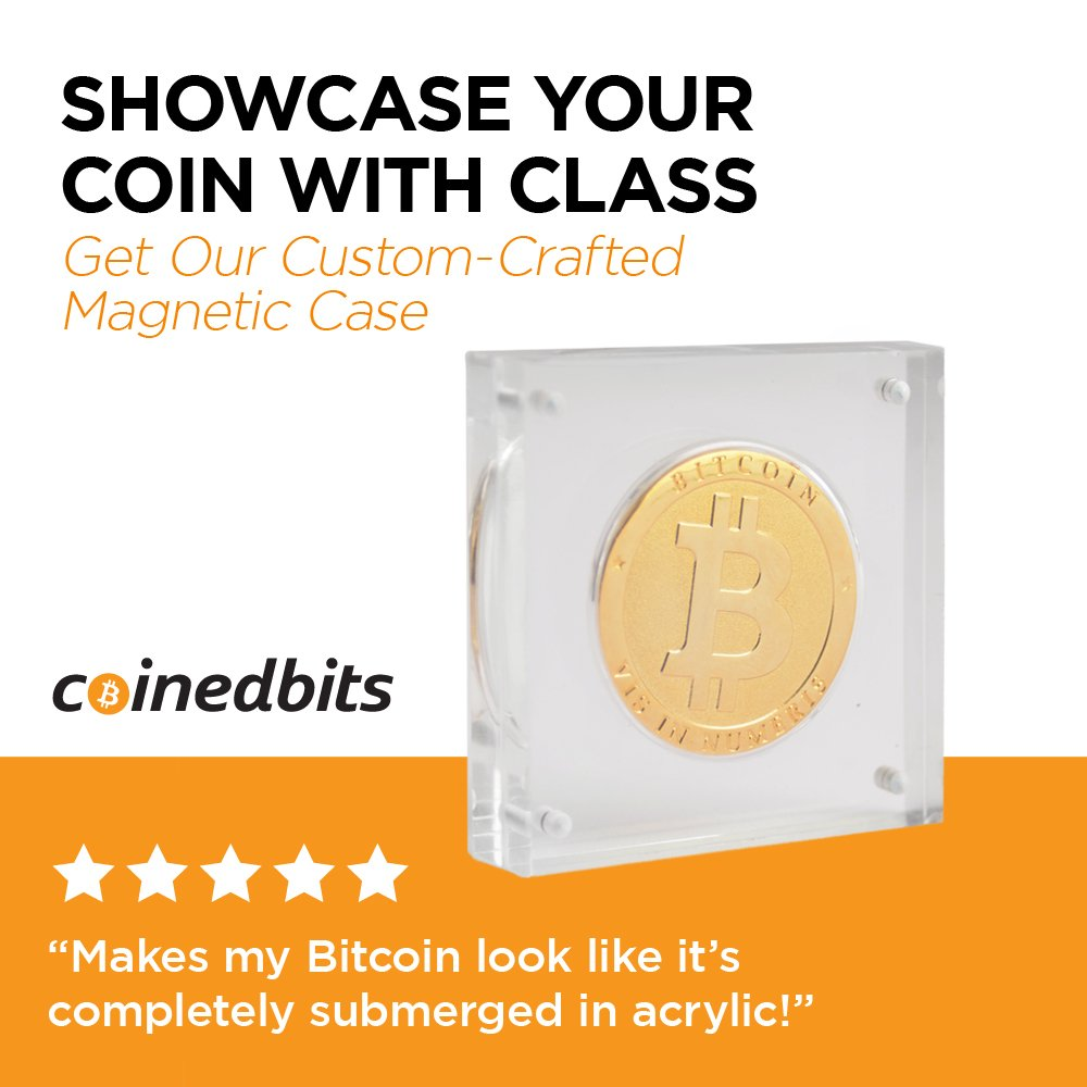 Amazon.com: Moneda original de Bitcoin conmemorativa para ...