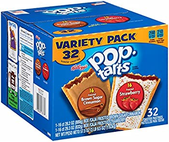 32-Count Frosted Pop-Tarts Variety Pack