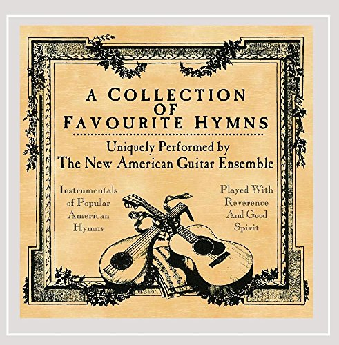 A Collection of Favourite Hymns (Hymns Favourite Cd)