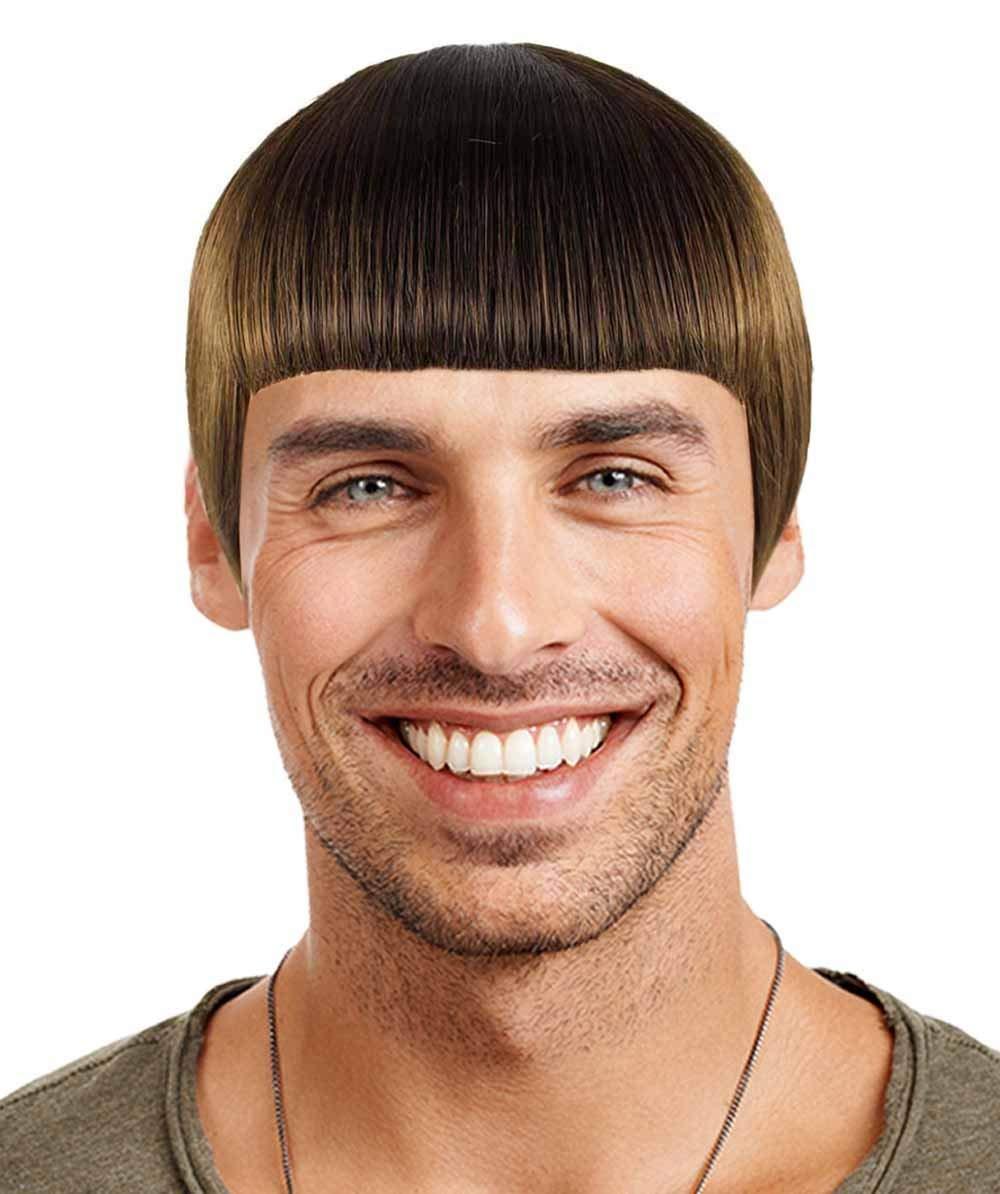 HalloweenPartyOnline Wig for Cosplay Star Trek Spock HM-215
