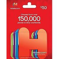 Hotels.com gift card link image
