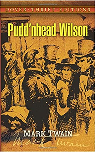 Image result for pudd'nhead wilson