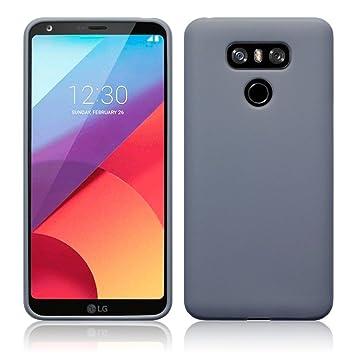 LG G6 Case Slim - Funda resistente carcasa protectora TPU ...