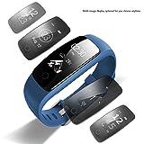 moreFit Fitness Tracker Smart Watch Activity