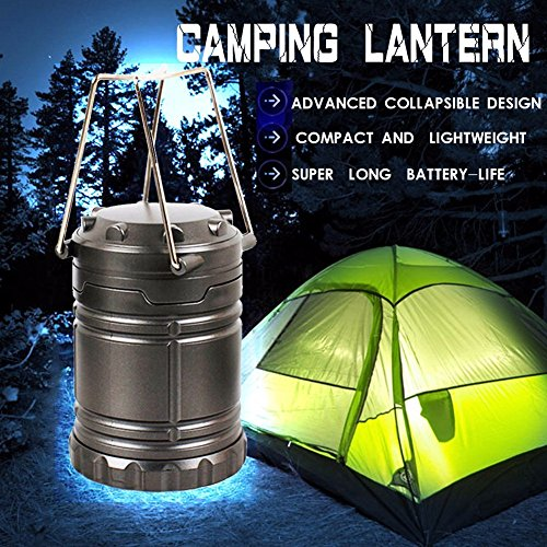 [Pansupply Super bright lightweight 30 LED Camping Lantern portable outdoor light water resistance] (Japan National Costume For Kids)