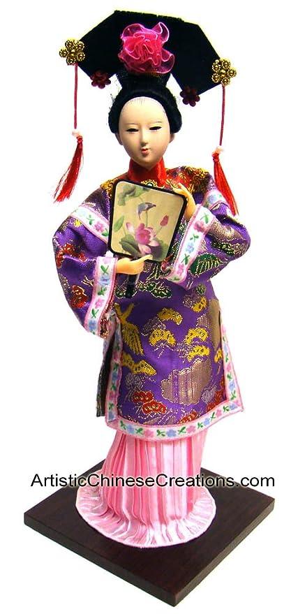 Chinese Doll Dolls & Bears Dolls