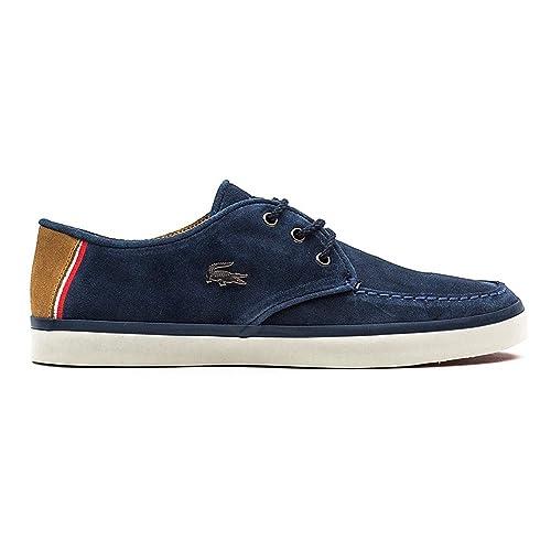 feee96ee Zapatillas Lacoste Sevrin 7 Azul - Color - AZUL, Talla - 45: Amazon.es:  Zapatos y complementos