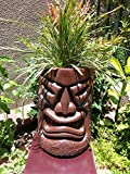Angry Tiki Planter (Chocolate)