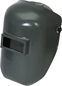 Fibre-Metal by Honeywell 910GY Fixed Front Helmet, Gray