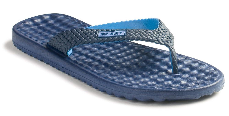 Sports Mens Original Massage Sandal Slipper Flipflop
