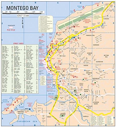 Jamaica Road Map available in the UAE | | Abu Dhabi, Dubai, Sharjah ...
