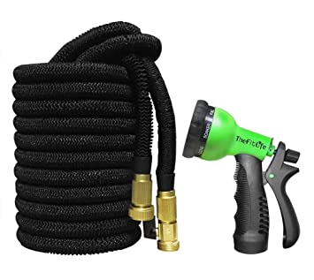 Amazoncom Expandable Garden Hose 50 100 Feet With Strongest