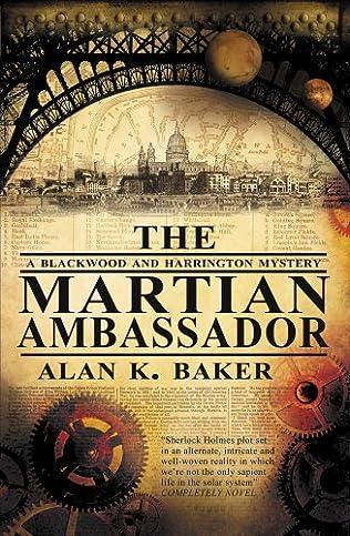 book cover of The Martian Ambassador