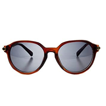 d937b5d9284 Amazon.com  Polarized Retro style Toddler Sunglasses - Tortoise Shell  Baby