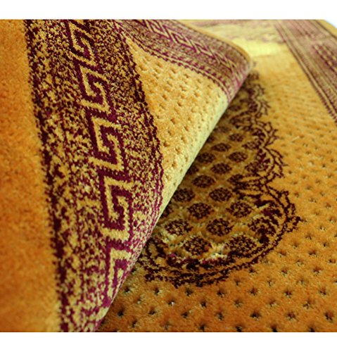 Plush Velvet VERY SOFT Muslim Turkish Janamaz