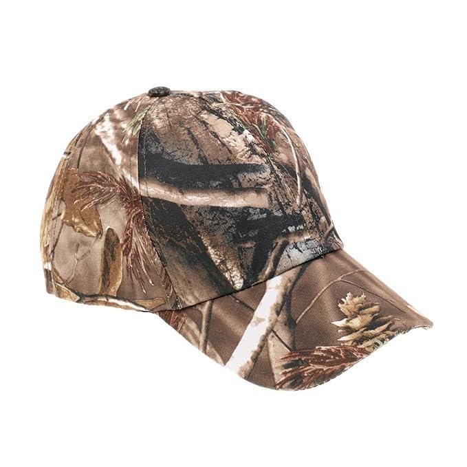 MagiDeal Outdoor Cappello Di Protezione Del Sole Cappellino per Caccia  Camping Escursionismo Pesca  Amazon.it  Abbigliamento 3441c66b7b93