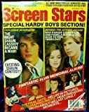 img - for Screen Stars Magazine (Elvis Presley cover) 1977 book / textbook / text book