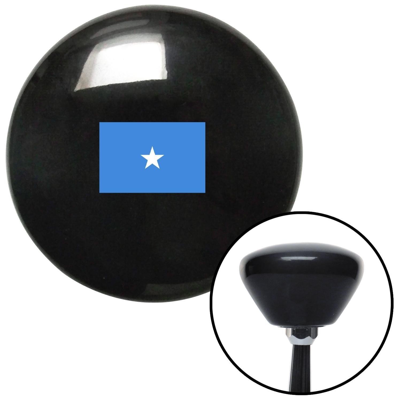 American Shifter 306906 Shift Knob Somalia Black Retro with M16 x 1.5 Insert ASCSNX1627533