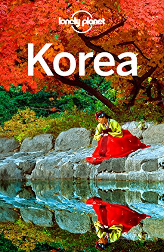 Lonely Planet Korea (Travel Guide) cover
