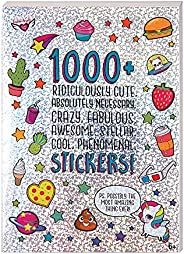 Ridiculously Cute Stickers for Kids, Fun Craft Stickers (1000+ Ridiculous Stickers)