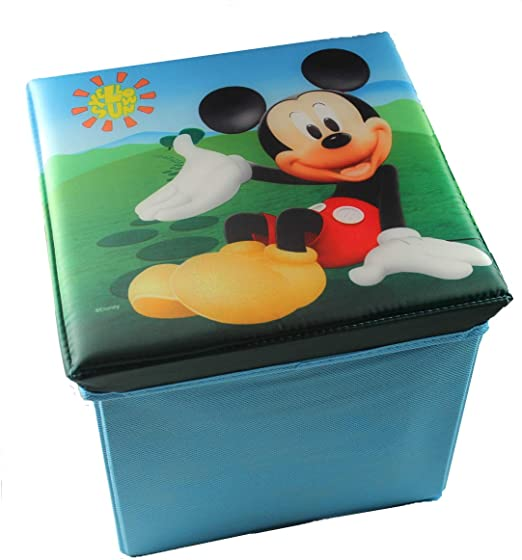Delta Childrens Products Disney Mickey Mouse Oficial. Canvas Caja ...