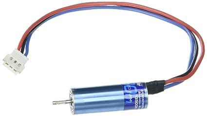 Amazon com: E-flite EFL Bl180M Ducted Fan Motor 13500Kv Wire